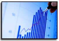 Businesses use databases to keep track of sales, stock and staff etc. and to analyse their own performance.