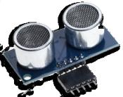 The ultrasonic sensor SRF005